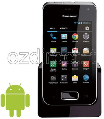 Panasonic KX-prx150 cordless gsm
