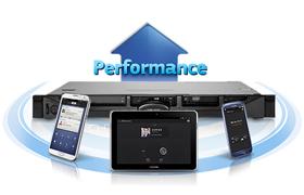 Samsung Access Point Controller WEC8500