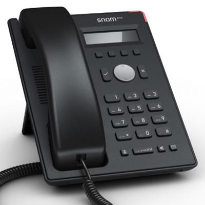Telefono voip snom d110
