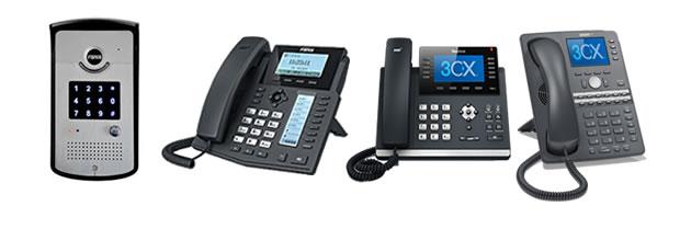 3cx guida telefoni compatibili