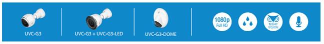 Ubiquiti UVC-G3 icone videocamere