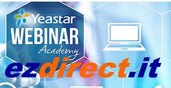 webinar yeastar academy