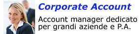 Corporate account