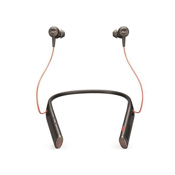 Cuffie bluetooth stereo Plantronics voyager 6200 UC nero - Ezdirect a40a1310ad0a